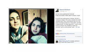 Nazarena Rodríguez analizó la repercusión de su carta sobre los ataques de pánico