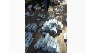 Gendarmería secuestró materiales quirúrgicos valuados en más de 5 millones de pesos