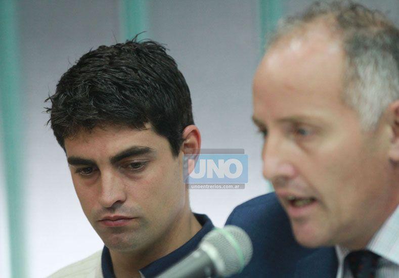 Declarará. Allende adelantó que Laporta va a contar lo que sucedió el día del accidente.  Foto UNO/Juan Ignacio Pereira