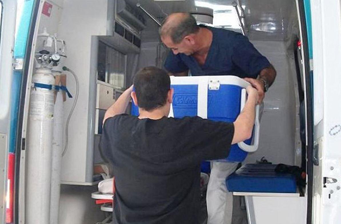 Cinco personas serán beneficiadas con los órganos donados en Concordia