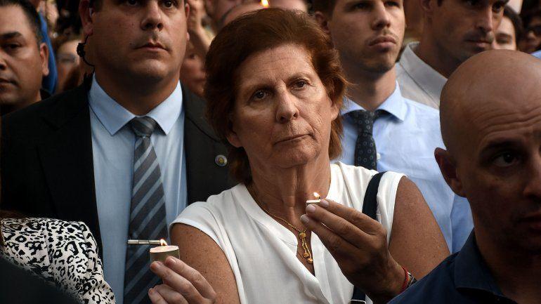 Salió a la luz el audio de la llamada de la madre de Nisman a la emergencia médica al hallar muerto a su hijo