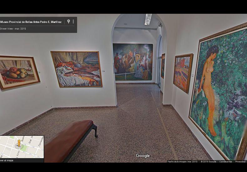 Se puede recorrer virtualmente dos museos de Entre Ríos
