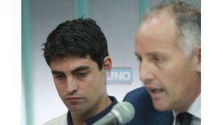 Ignacio Laporta y Rodríguez Allende.  Foto UNO/Juan Ignacio Pereira