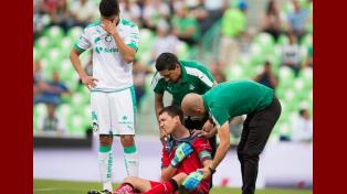 Marchesín se pierde la Copa América