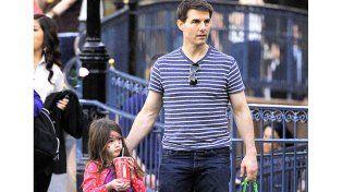 Tom Cruise quiere exorcizar a su hija