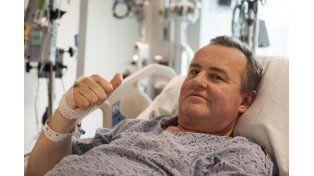 Exitoso trasplante de pene al sobreviviente de un tumor