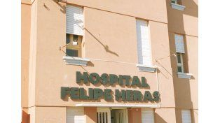 Un análisis del agua del hospital Felipe Heras determinó que no es potable