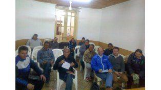 Hubo pocos delegados en la reunión realizada en la sede de la LPF.
