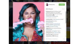 La estrella de Instagram que lucha contra el bullying con una herramienta implacable