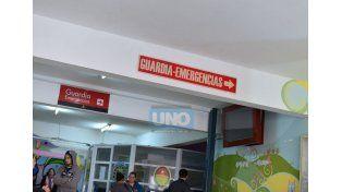 Acondicionarán cuatro centros de salud en Paraná evitar que todos los pacientes lleguen a la guardia del San Roque. Foto UNO Juan Manuel Hernández.