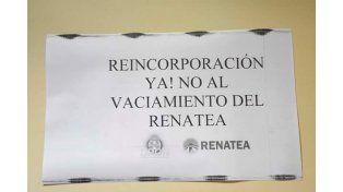 Desmantelan el Renatea y despiden a más de 1.200 trabajadores