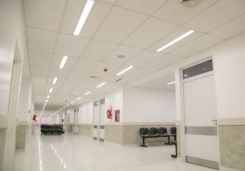 Hospital Centenario. Foto: hospitalcentenario