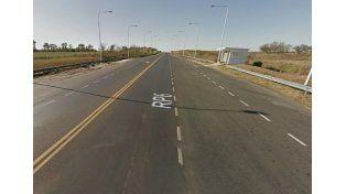 Ruta provincial Nº 6.  Foto ilustrativa
