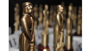 Todo está preparado para la ceremonia de entrega de los premios Martín Fierro