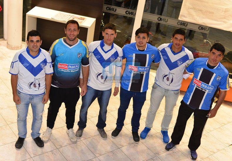 Los jugadores Fernández