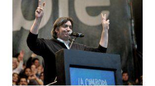 El diputado nacional habló hoy en Radio del Plata. Foto archivo Télam.