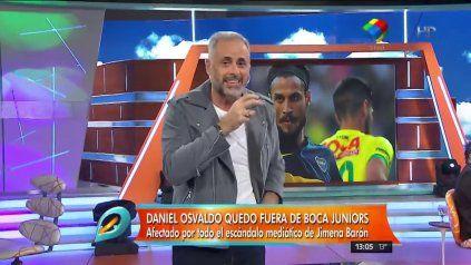Los detalles de la discusión que terminó con Osvaldo fuera de Boca