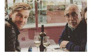 González Oro blanqueó su relación con un periodista: mirá la intimidad de la pareja
