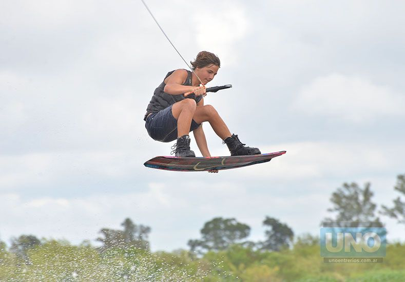 Establecieron la subcomisión de Wakeboard y Wakeskate en el Club Náutico Paraná