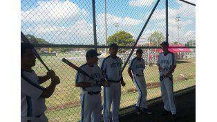 Quedaron afuera. El equipo Juvenil jugó ayer su último partido del torneo y finalizó su gira por Centroamérica. Foto Gentileza/CAS