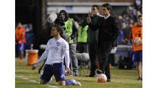 Boca empató en Montevideo