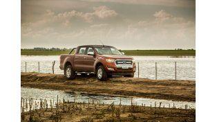 Ford presentó en Puerto Iguazú la nueva Ranger para el mercado argentino y regional