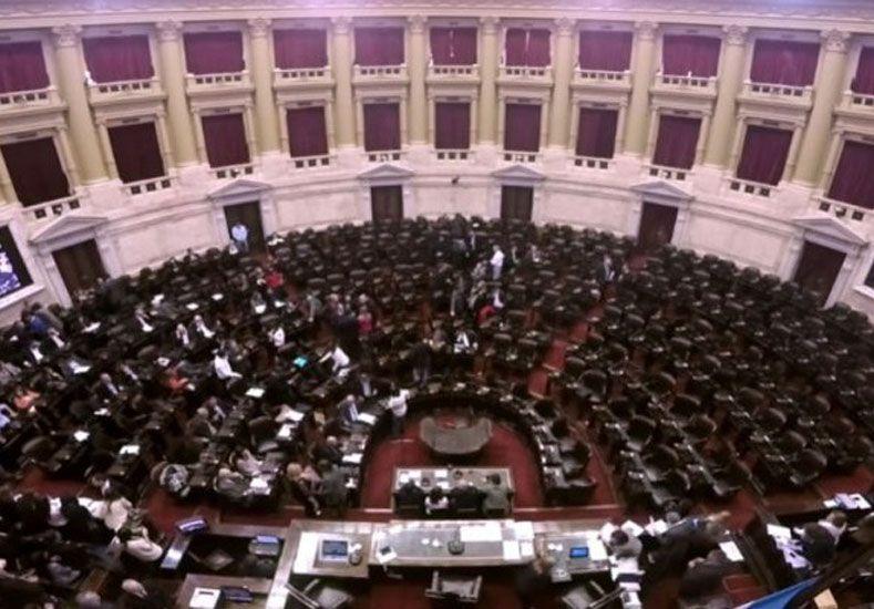 Sin quorum, cayó la sesión en Diputados para tratar la ley antidespidos