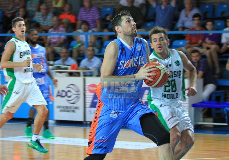 Giorgi se tiene confianza.  Foto: UNO