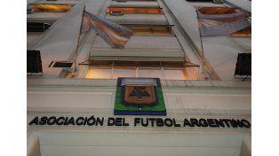 Las elecciones de AFA serán el 30 de junio