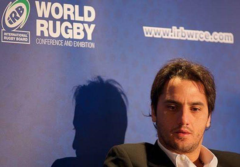 Agustín Pichot. Foto: Télam