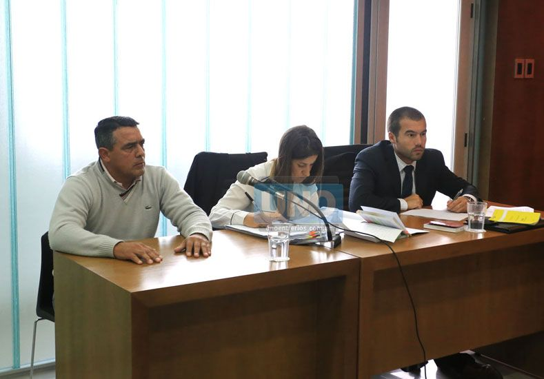Versiones. El sargento primero irá al debate a defenderse de la grave acusación. Foto UNO/Diego Arias