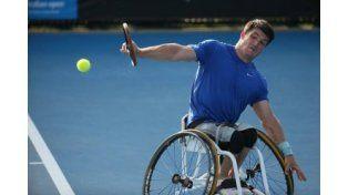 Gustavo Fernández será el abanderado en los Juegos Paralímpicos de Río