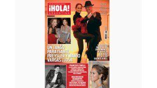 Este jueves Revista Hola, opcional con Diario UNO