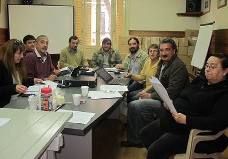 Se avanzó en un acuerdo programático para la representación de AGMER en las elecciones del CGE