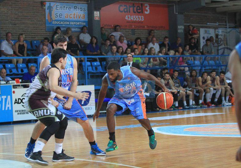 Sionista y Lanús se ganaron una vez cada uno en la temporada regular.  Foto UNO /Juan Ignacio Pereira