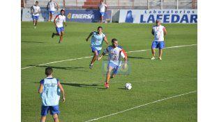 Cozzoni indicó que buscarán superar la barrera de los 20 puntos en el final del certamen.   Foto UNO/Mateo Oviedo