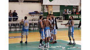 El grupo. Ruiz Moreno