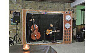Tango y milonga en la Cueva Cultural