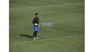 Crusat calificó como importante el punto que sumó Atlético Paraná en la cancha del Tricolor. (Foto UNO/Mateo Oviedo)