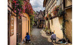 1. Eguisheim