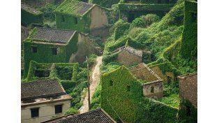 4. Pueblo pesquero y abandonado en Shengsi