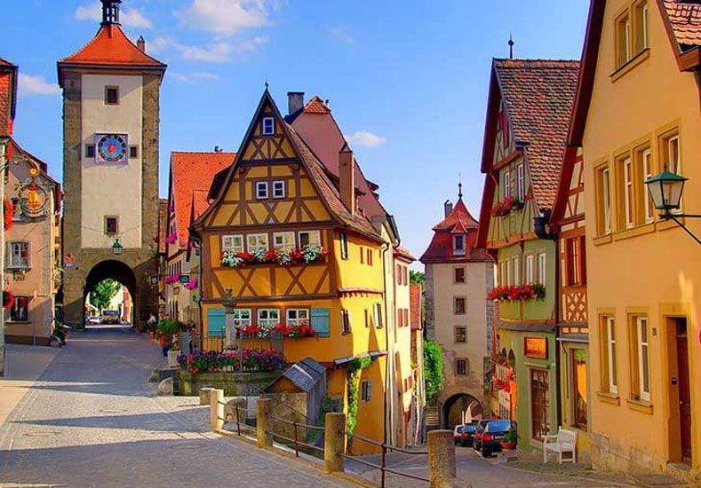 13. Rothenburg