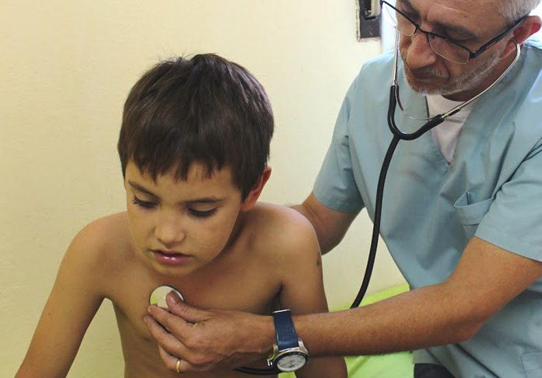La provincia organiza servicios de atención diferenciada para enfermedades respiratorias