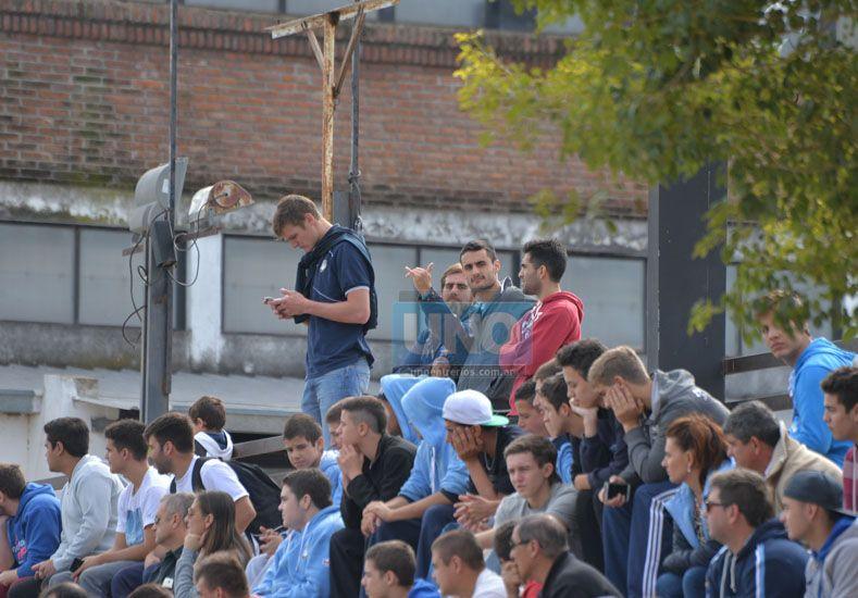 Dos finales. La jornada contó con dos finales. El del torneo Apertura de la UER y del Tres Uniones de rugby en Primera.  Foto UNO/Diego Arias