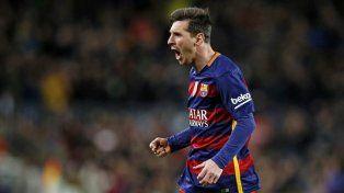 Messi convirtió un golazo de tiro libre. Real Madrid gana su partido. Foto Internet.
