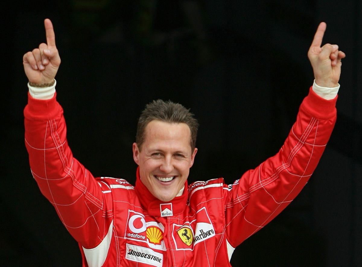 Hay novedades sobre Schumacher