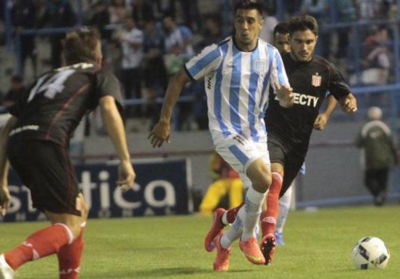 El Pincha se quiere llevar un triunfo de Avellaneda. Foto: Télam