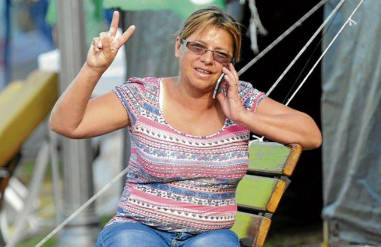Internaron de urgencia a la diputada jujeña que denunció a Milagro Sala