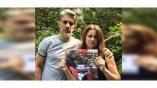 Pablo Echarri y Nancy Dupláa fueron escrachados haciendo shopping en la Quinta Avenida