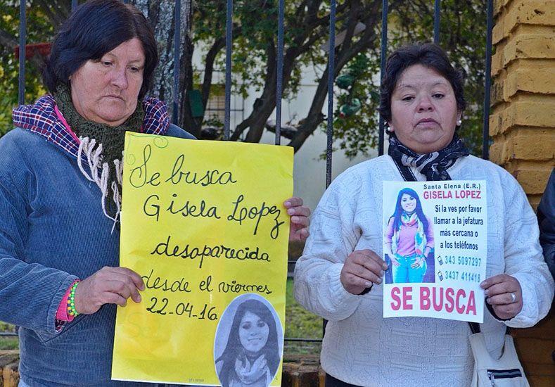 Sigue la búsqueda de Gisela López y este viernes habrá una marcha